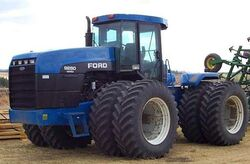 Ford Versatile 9280 4WD - 1995