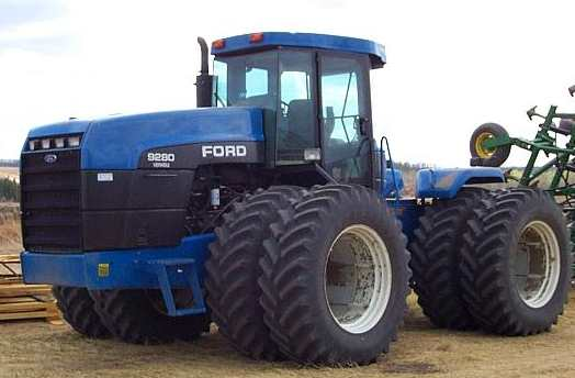 ford thatsfarming news review retro tractors machinery com