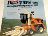 Hesston 7650 Field Queen