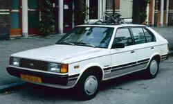 Hyundai Pony 1984 Utrecht