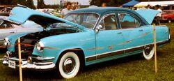 Kaiser Manhattan 4-D Sedan 1953