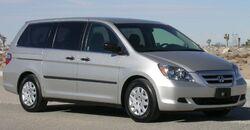 2005 Honda Odyssey LX -- NHTSA