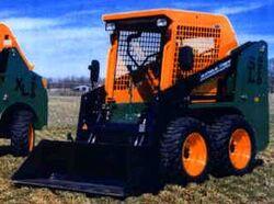 Agracat SL5710 skid-steer - 2002