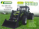 Agrison Ultra 130 MFWD (BOMR) - 2013