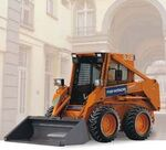 Fiat-Hitachi SL45B skid steer - 2001