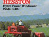 Hesston 6400