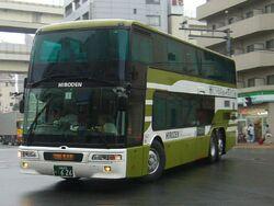 Hiroden Bus 626