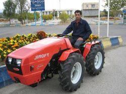 JIROFT Universal 341 MFWD-2007