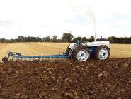 KVX 462J 115 ploughing