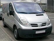 Nissan Primastar front 20080301