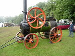 Ransomes Portable Engine 20539