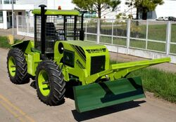 Zanello (Tractomade) 480M forestry 4WD - 2013