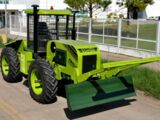 Zanello (Tractomade) 480M forestry