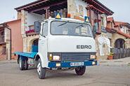 1970s EBRO D65 Towtruck