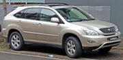 2003-2005 Lexus RX 330 (MCU38R) Sports wagon 03