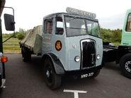 A 1950s Thornycroft Sturdy Diesel
