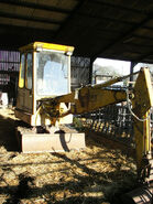 A 1990s Smalley Excavator 5T