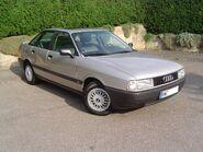 Audi 80 B3 Typ 89 HN