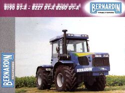 Bernardin 4wd brochure-2003