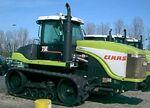 Claas Challenger 75E