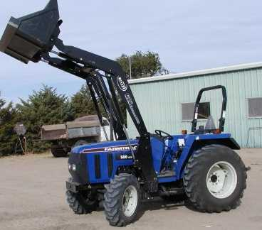 Farmtrac 550 DTC | Tractor & Construction Plant Wiki