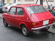 Fiat 127 1 h sst