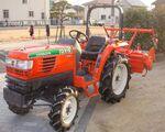 Hitachi NZ215 MFWD (Hinomoto)