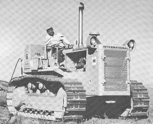 International TD-15B CA 1971