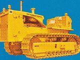 International TD-25B-PS