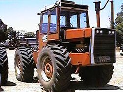MF 1500 4WD