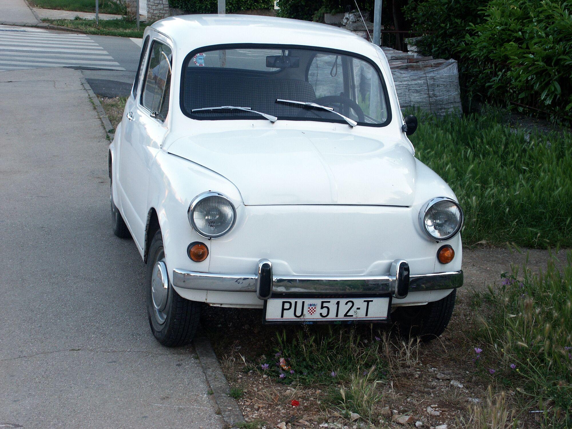 Image of Fiat 1100 1.1L - [1953]