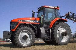 AGCO DT180A MFWD - 2005