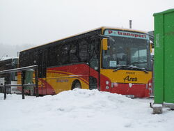 Autobus v Trutnově (2)