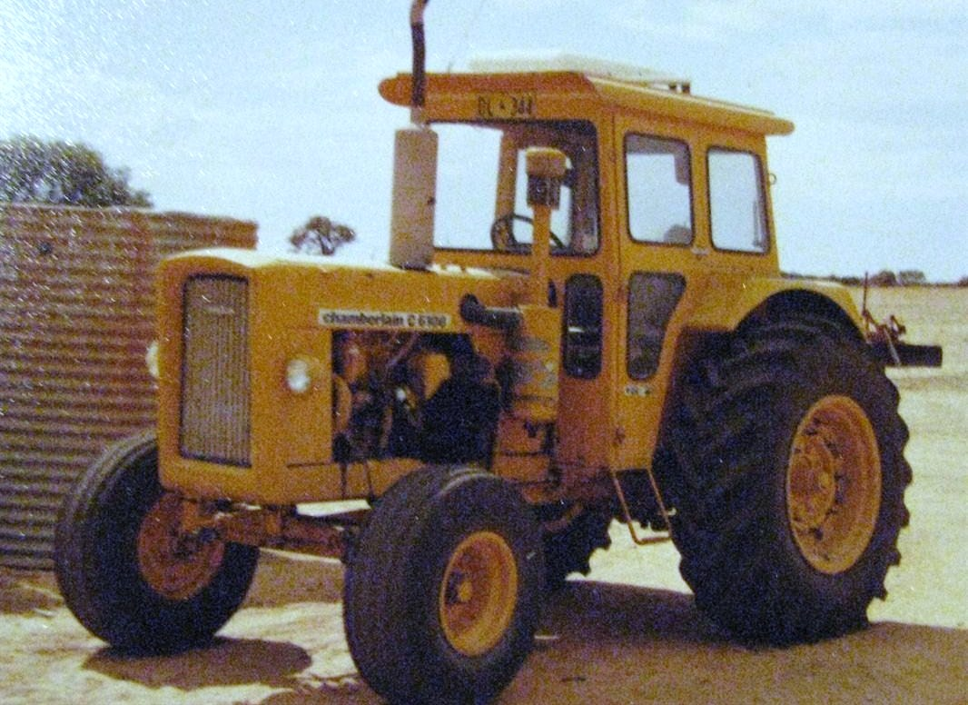 Chamberlain Industries | Tractor & Construction Plant Wiki