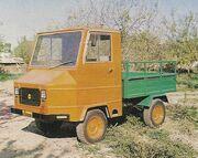 Diana truck
