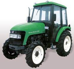 Green Horse 754 MFWD - 2008