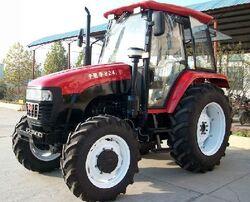 Qian Liniu 824 MFWD - 2012