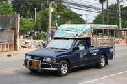 Songthaew in Pattaya 08