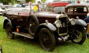 Sunbeam 14 40 Tourer 1926
