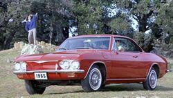 1965 Corvair Corsa Hardtop
