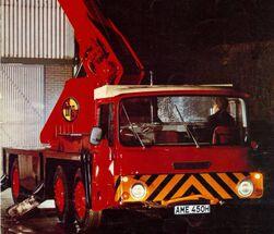 1970s IRON FAIRY Zircon Diesel