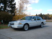 1996 Lincoln Town