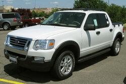 2009 Ford Sport Trac XLT