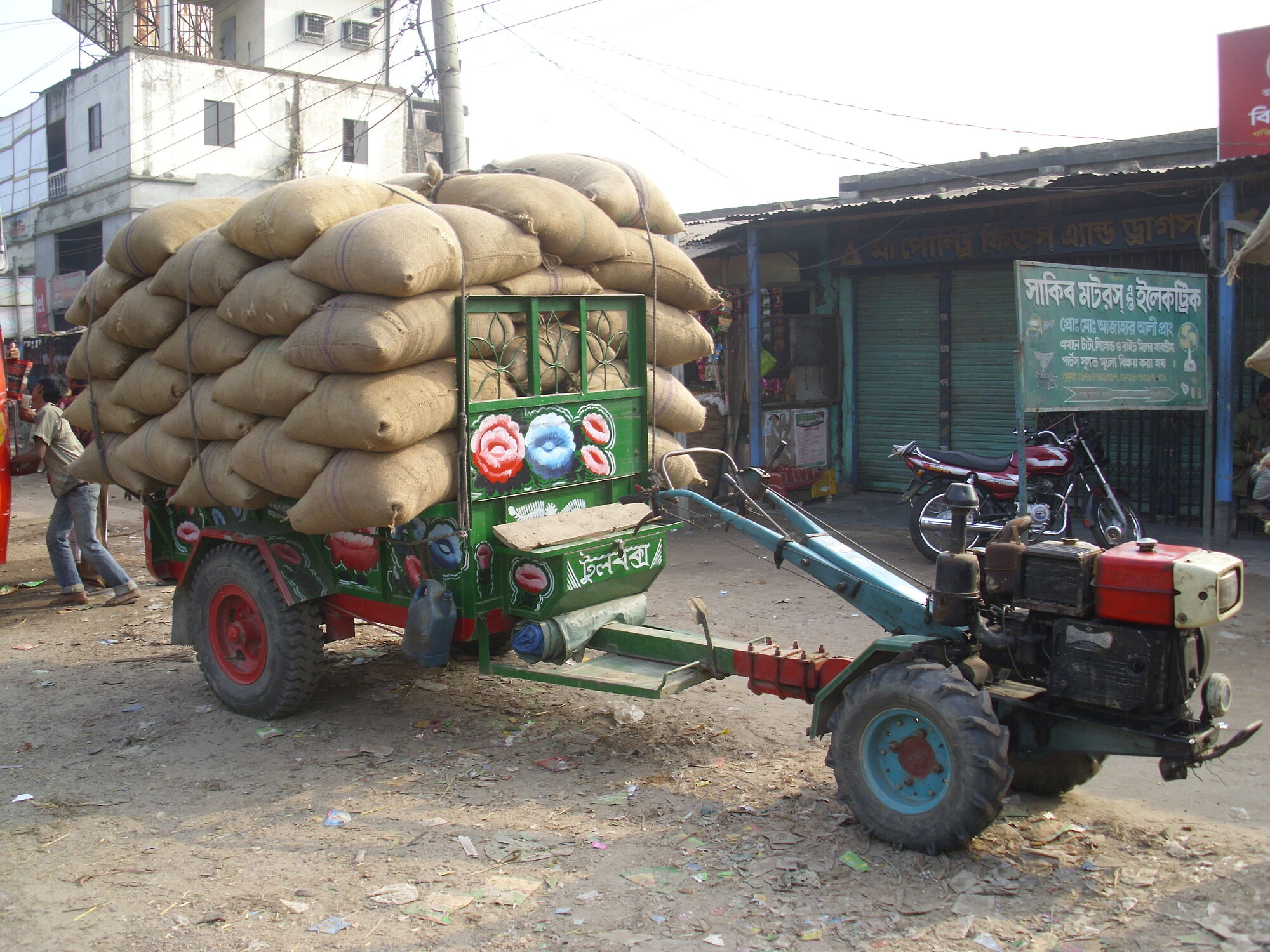Two-wheeled tractors | Tractor & Construction Plant Wiki | FANDOM powered  by Wikia