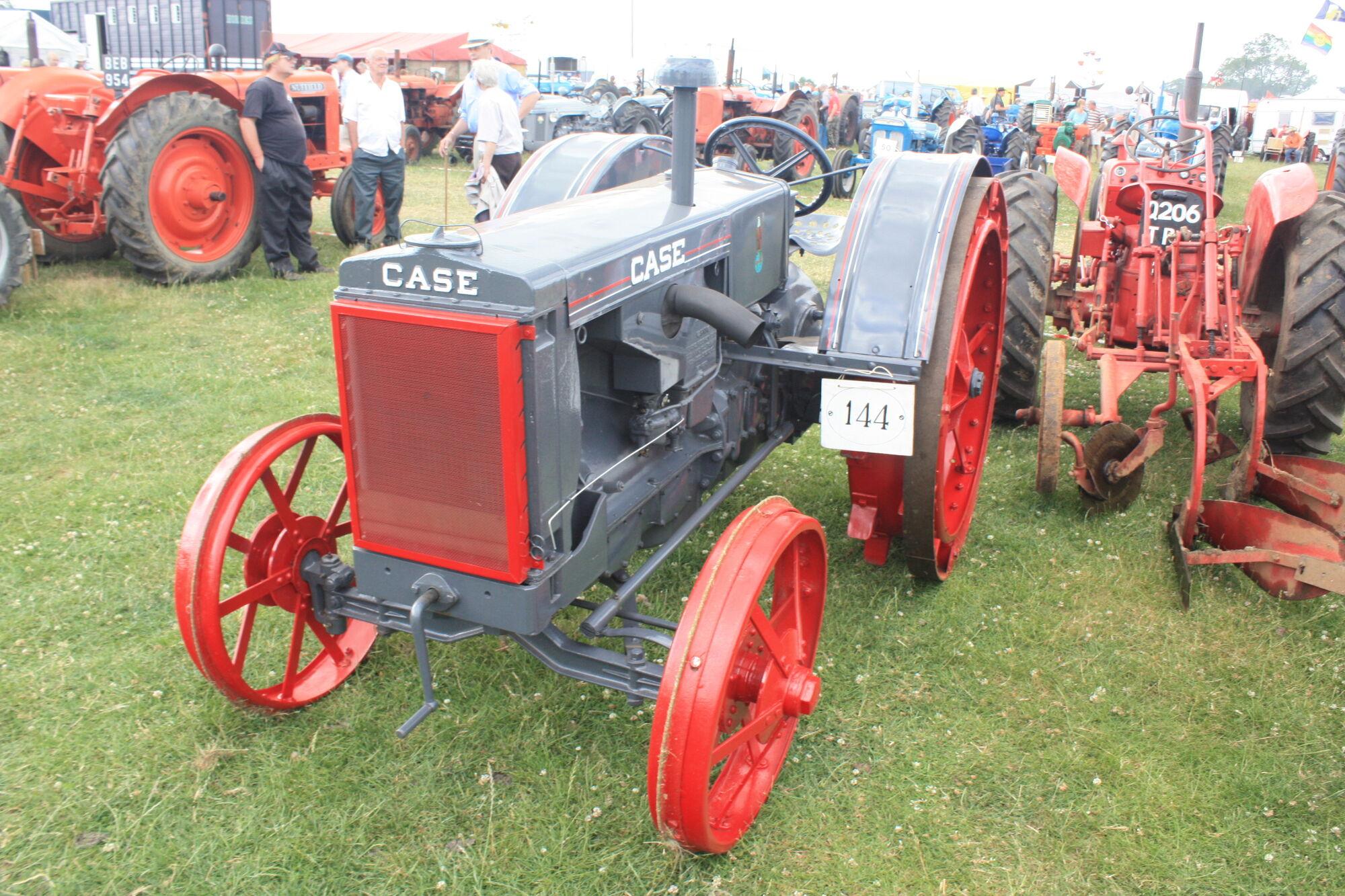 Case Model C : Case model c sn tractor construction plant wiki