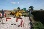 JCB 1 digger sn? and dumper at Welland 2012 - IMG 0416