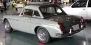 MG B 01 rear