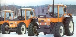 Valmet 903 MFWD, 1203 MFWD ad - 1980
