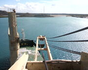 View-from-container-crane-top