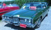 '72 Ford LTD (Auto classique Laval '11)